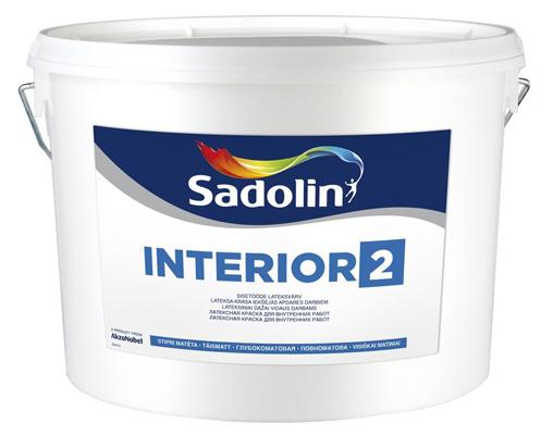 Краска Sadolin INTERIOR 2
