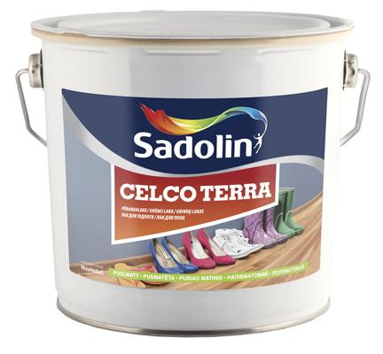 Лак Sadolin Celco Terra
