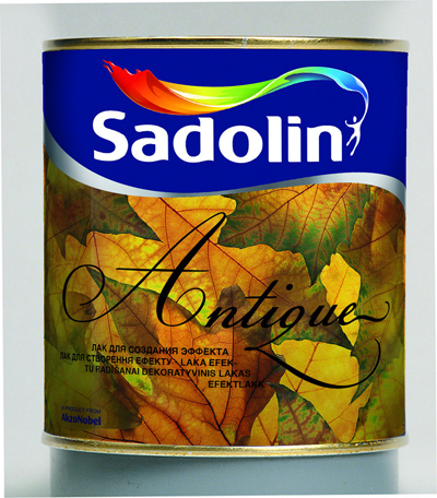 Садолин Антик Sadolin ANTIQUE