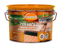 PINOTEX TERRACE OIL МАСЛО ПИНОТЕКС ТЕРРАС ОИЛ